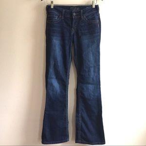 Silver Jeans Suki Bootcut Size 26/32